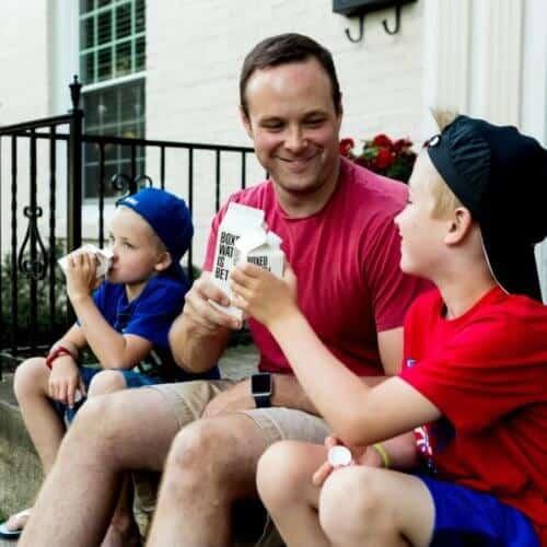 Alcohol-Free Parenting
